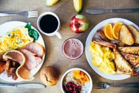 cosa mangiare a colazione running