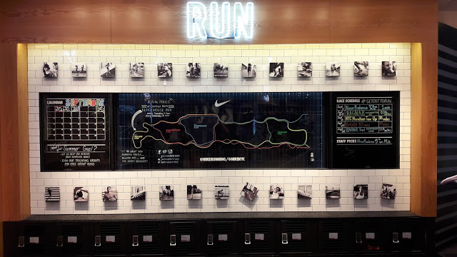 nike correre a new york