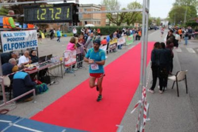 leonardo maratona berlino