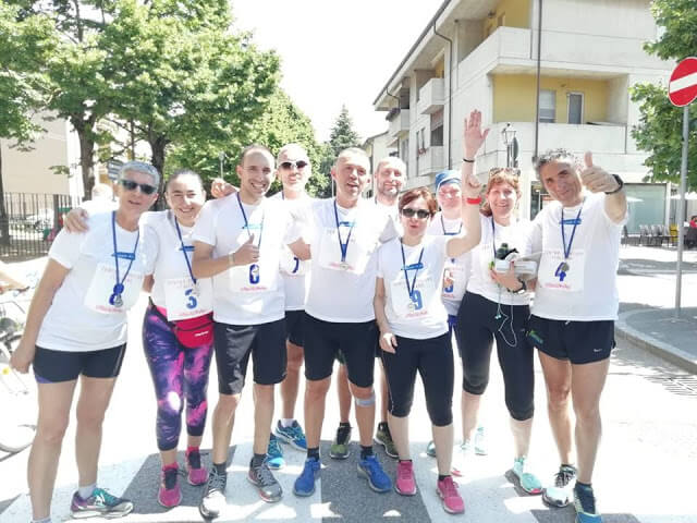partecipanti Runner 451 Experience