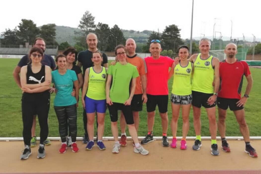 lezioni di corsa a orvieto con runner 451