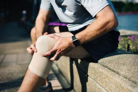 cartilagine ginocchio runner
