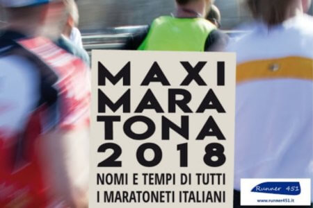 numeri maratona italia 2018