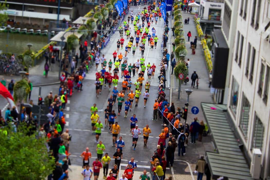 preparazione maratona