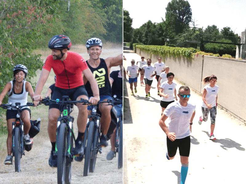 Corsa e E-bike