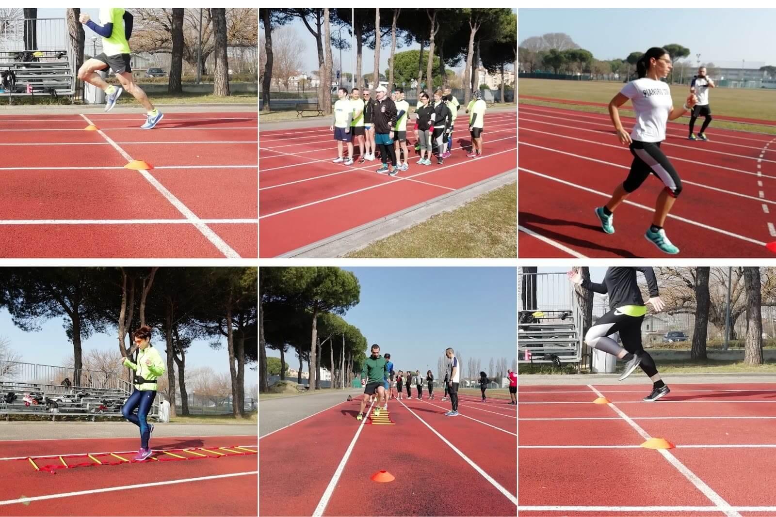 scuola di corsa