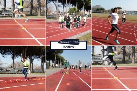 lezioni tecnica di corsa