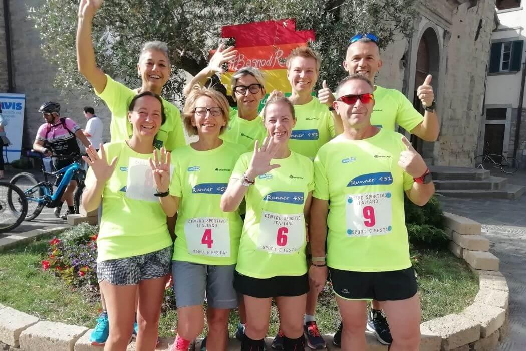 gruppo Runner 451 Experience