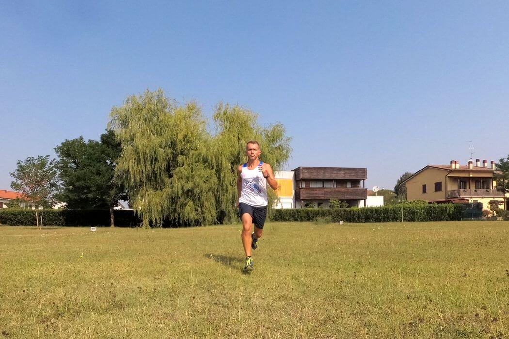 Preparazione mezza maratona Simone Runner 451