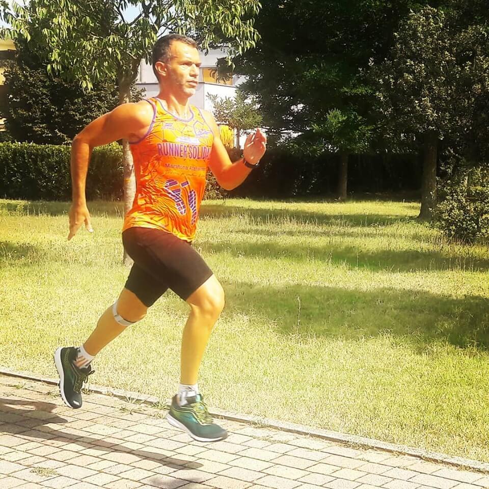 allenamento Runner 451 Mezza Maratona