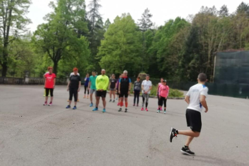 Corsi di corsa in azienda