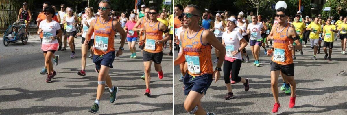 mezza maratona alzheimer foto sorpassi