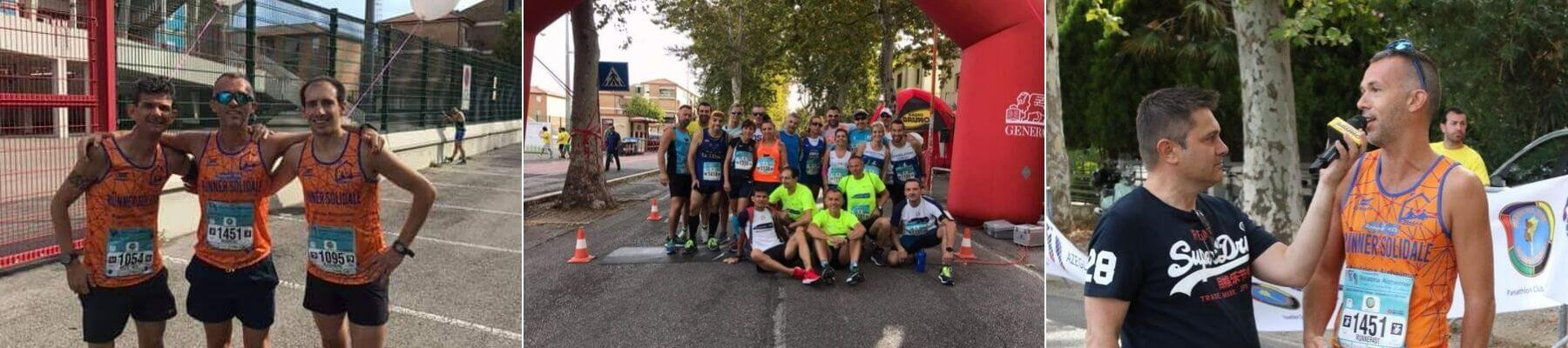 mezza maratona alzheimer partenza