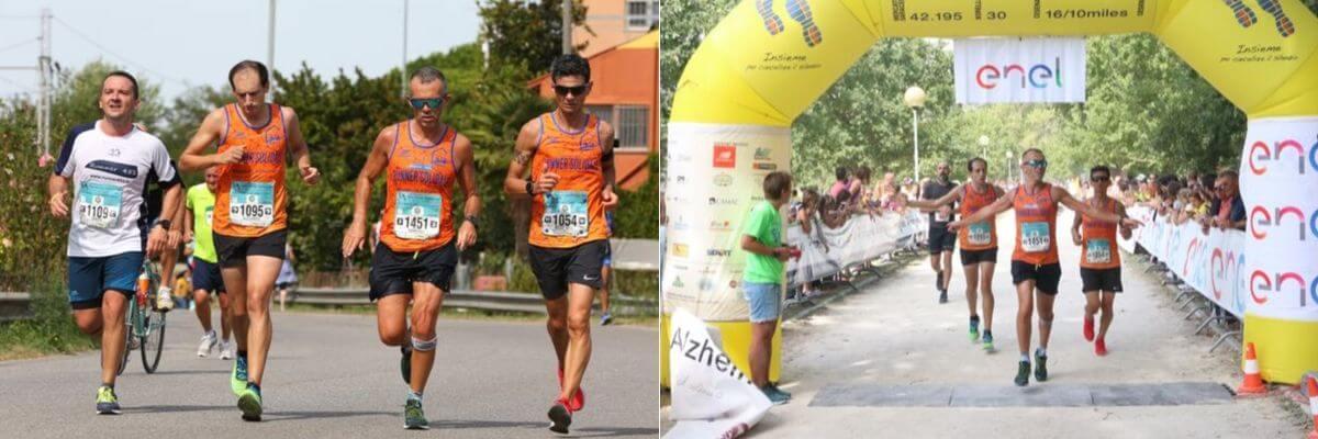 mezza maratona alzheimer ultimi km