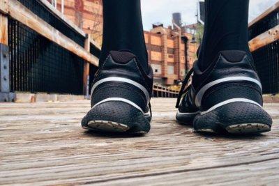 le scarpe per la maratona