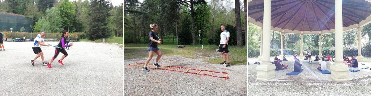 allenamento tecnico corsa stage