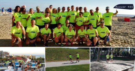 stage corsa Cervia settembre 2020