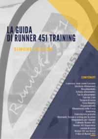 Guida allenamenti Running
