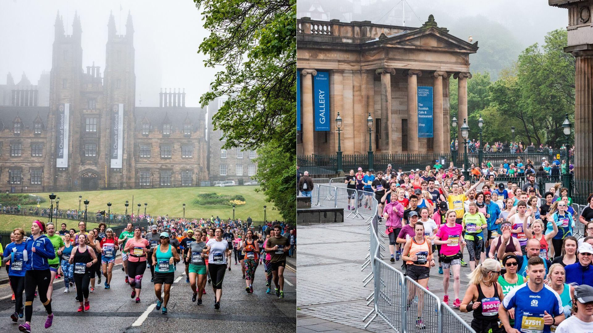 Maratona di Edimburgo