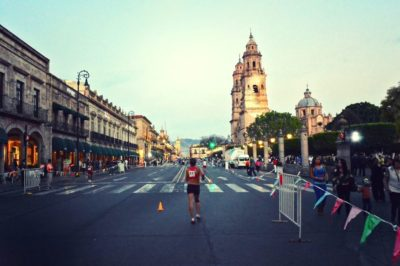 la sfida della maratona