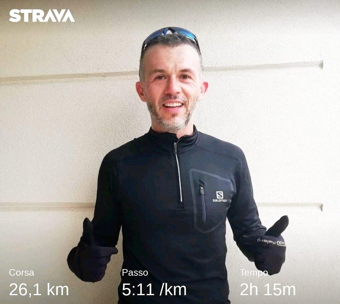 lungo maratona