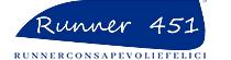 Runner 451 Logo