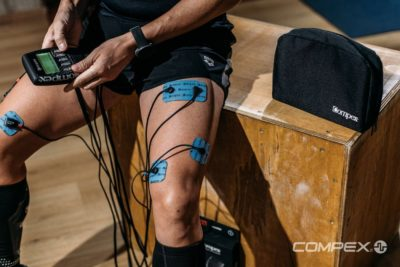 Elettrostimolatore Compex Runner recensione