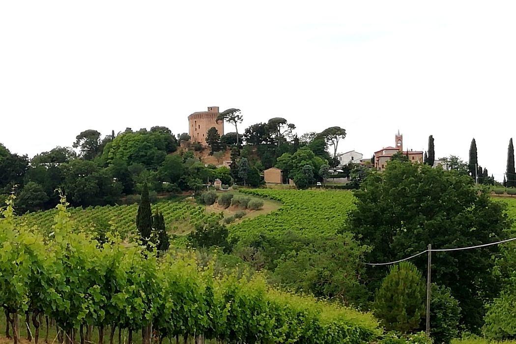 Strada della Poesia e sentiero dell'amore Faenza