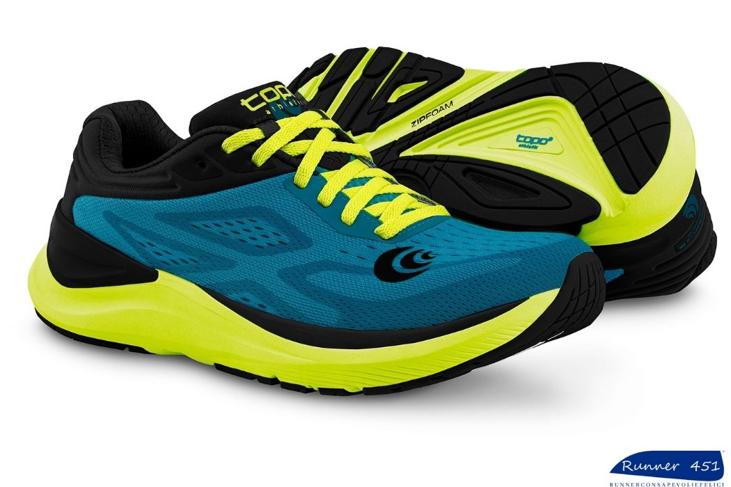 topo athletic ultra fly 3