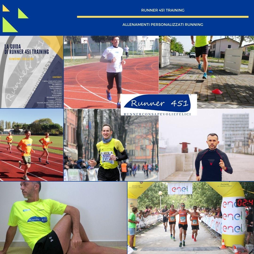 allenamenti corsa personalizzati