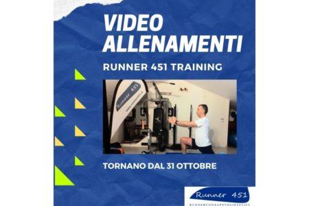video allenamenti running