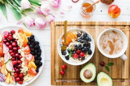 colazione allenamento