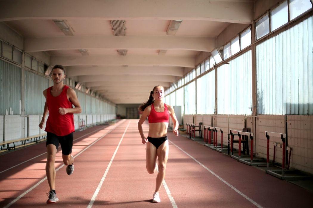 La forza nella corsa