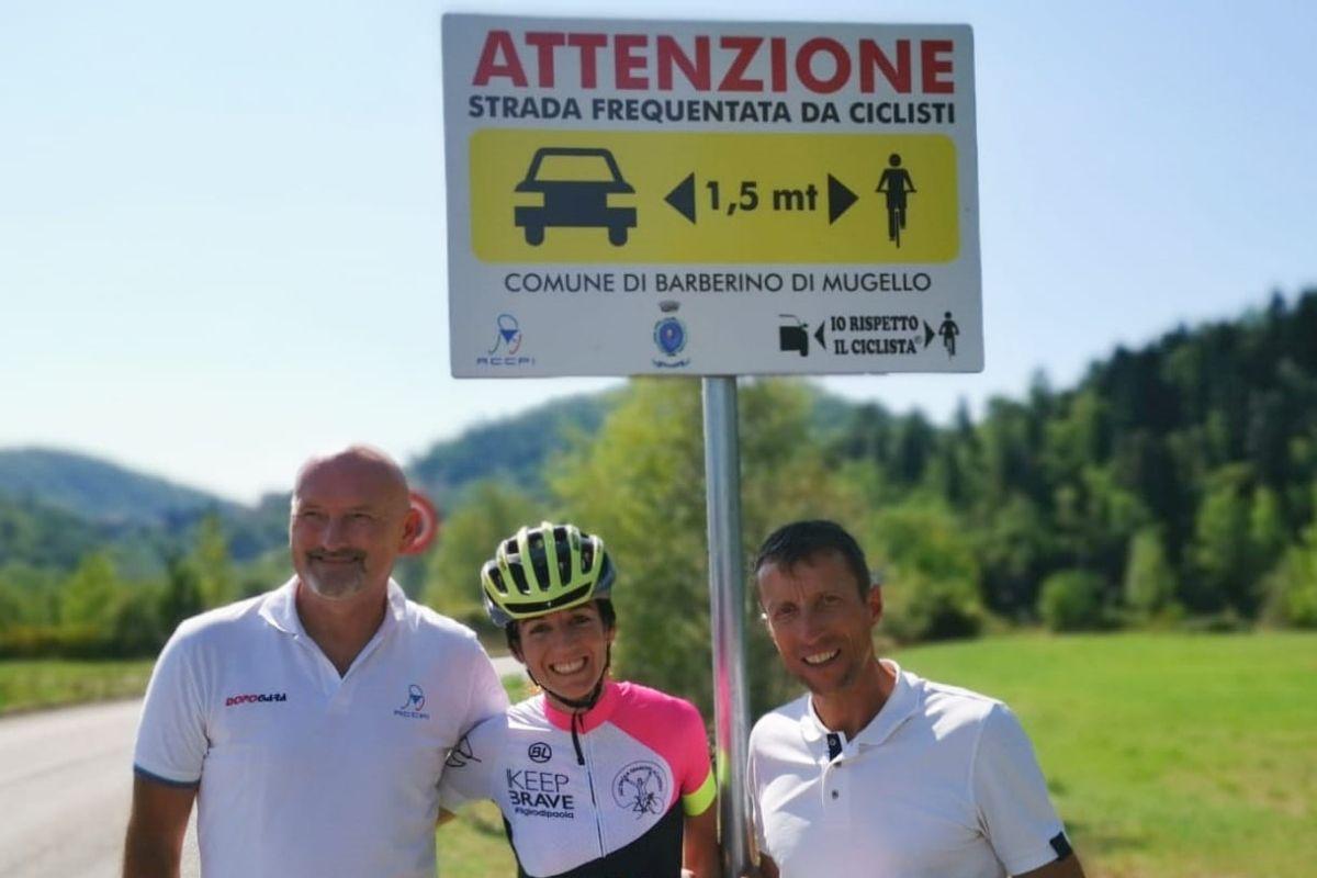operazione sicurezza ciclismo
