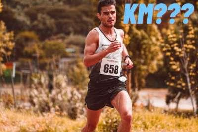 km corsi a settimana