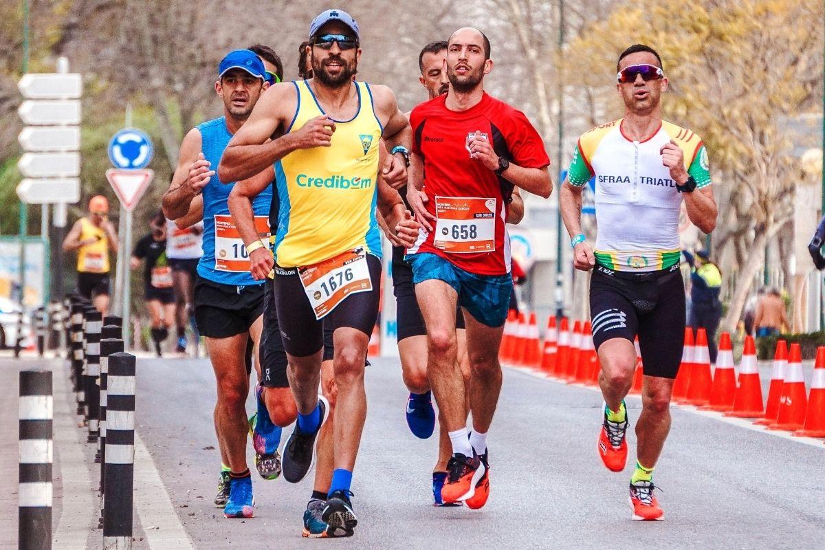 preparare una mezza maratona in 6 settimane