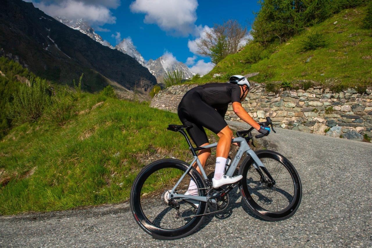la nuova bici di officine Mattio